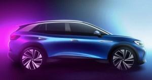 Volkswagen a publicat primele detalii despre noul SUV electric ID.4