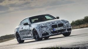 Noul BMW Seria 4 Coupé, în teste finale