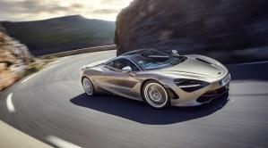 A fost amendat cu 50.000 de euro pentru că s-a urcat la volanul propriului McLaren!
