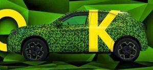 A doua generație Opel Mokka va fi disponibilă mai întâi în versiune electrică
