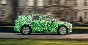 Enyaq, primul SUV 100% electric de la Skoda - informații oficiale