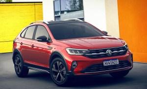 Volkswagen Nivus, primele imagini și informații oficiale