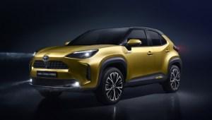 Primele imagini și informații oficiale cu noul SUV urban Toyota Yaris Cross