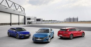 Volkswagen Arteon (2020): facelift și mult așteptata versiune Shooting Brake