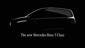 Mercedes introduce Clasa T