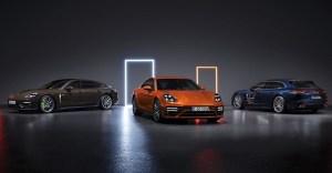 Facelift pentru Porsche Panamera (2020)