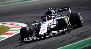 Formula 1, Italia: Pierre Gasly a produs surpriza