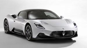 Noutăți la Maserati: supersportiva MC20 va fi urmată de un SUV