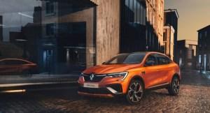 Renault Arkana intră pe piața europeană