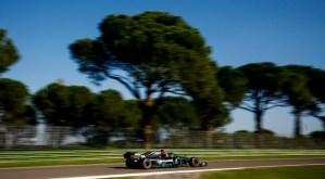Prin dubla de la Imola, Mercedes și-a asigurat cel de-al șaptelea titlu suprem consecutiv
