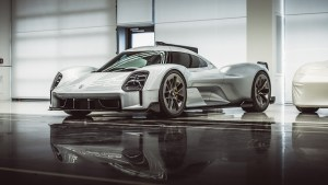 Uimitorul Porsche 919 Street Concept, un hypercar care nu va ajunge niciodată pe șosele