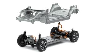 Grupul Hyundai a prezentat noua platformă E-GMP, pentru modele electrice