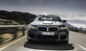BMW lansează primul M5 CS, cel mai puternic model de serie din istoria mărcii bavareze