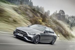 Mercedes Clasa C (2021)