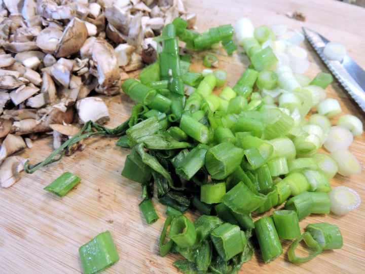 24Bite Recipe: Prosciutto and Portobello Mushrooms Pasta Recipe by Christian Guzman