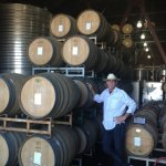 24 Brix winery wine barrels