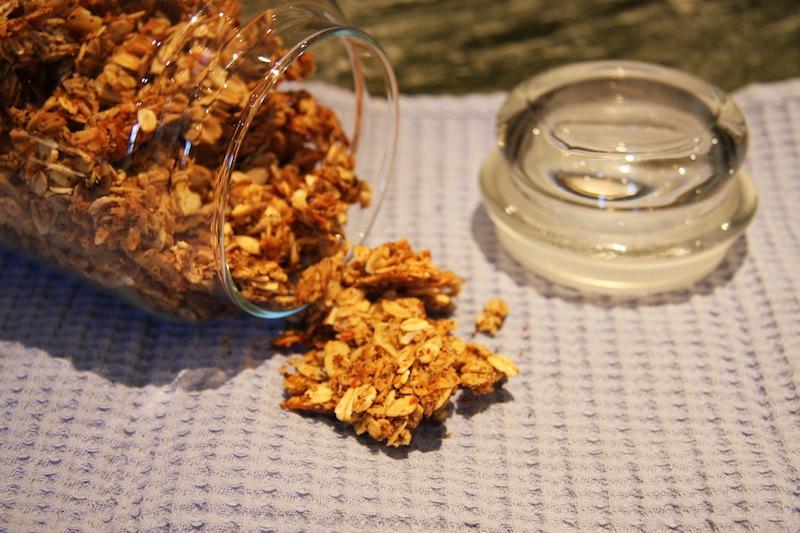 Coconut Granola I 24 Carrot Life