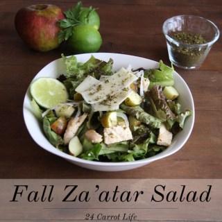 Fall Za'atar Salad