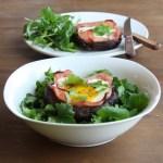 Portobello Egg Cups