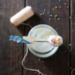 Birthday Cake Coconut Butter // 24 Carrot Life