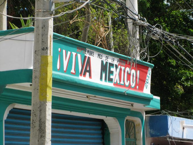 Viva Mexico - Isla Mujeres // 24 Carrot Life
