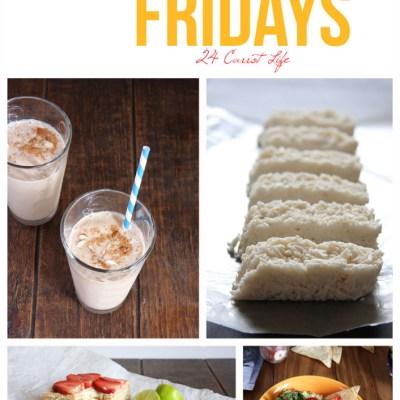 Fiesta Fridays Recipe Roundup