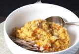 Butternut Squash Quinoa Risotto // 24 Carrot Life #quinoa #risotto #glutenfree #healthy