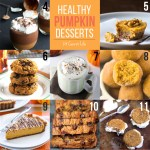 Healthy Pumpkin Desserts // 24 Carrot Life #healthy #pumpkin