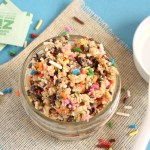 Healthy Cookie Dough {Vegan, Raw, Gluten Free}