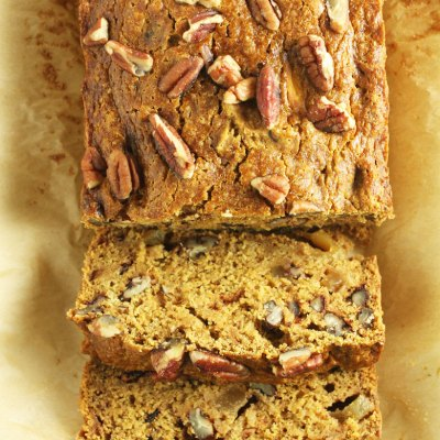 Butternut Squash Apple Bread