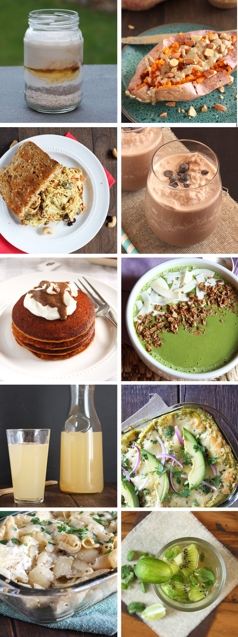 My Favorite Blog Recipes by 24 Carrot Life