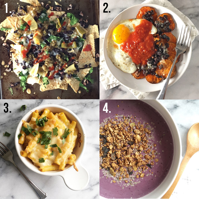 Top Instagram Recipes of 2015 // @24carrotlife #recipes #food #healthy