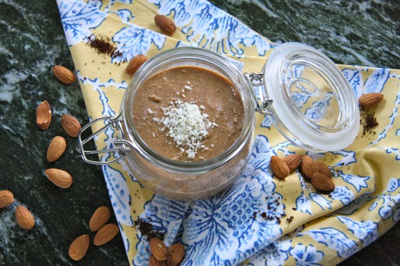 Coconut Java Almond Butter