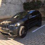 2015 Jeep Grand Cherokee Overland Uper Clean Triple Black Overland 2018 2019 Is In Stock And For Sale 24carshop Com