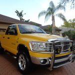 Used 2007 Dodge Ram 1500 Big Horn Edition 07 Dodge Ram 1500 4x4 4wd Quad Cab 4dr 5 7 Hemi V 8 345hp 375tq 20 Whl Tow Nice 2018 2019 24carshop Com