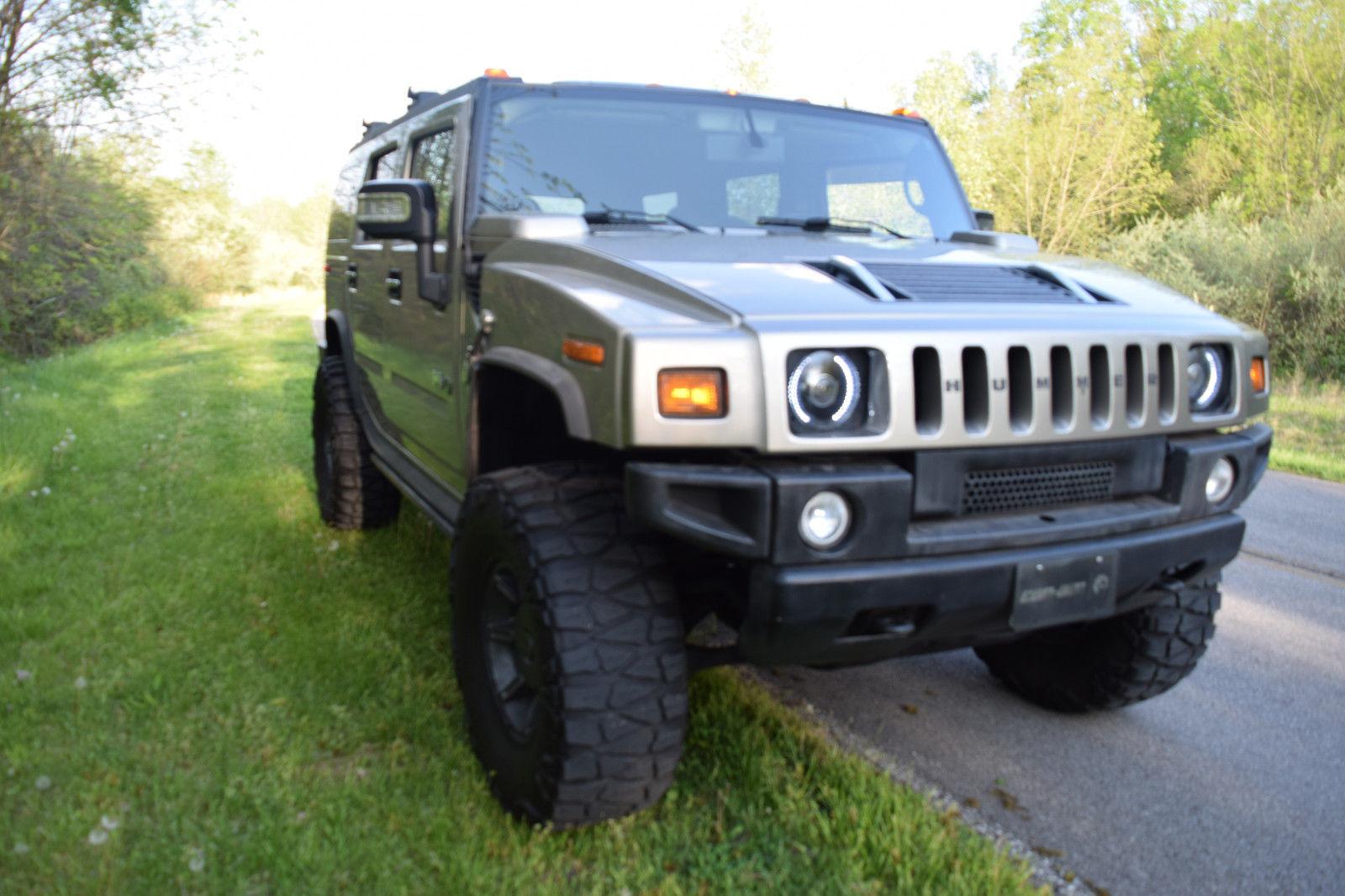 Awesome 2007 Hummer H2 Base Model 2007 Hummer H2 NEW