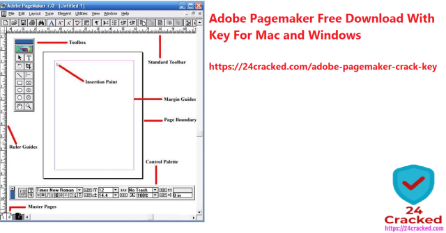 Adobe Pagemaker Free Download With Key For Mac and Windows
