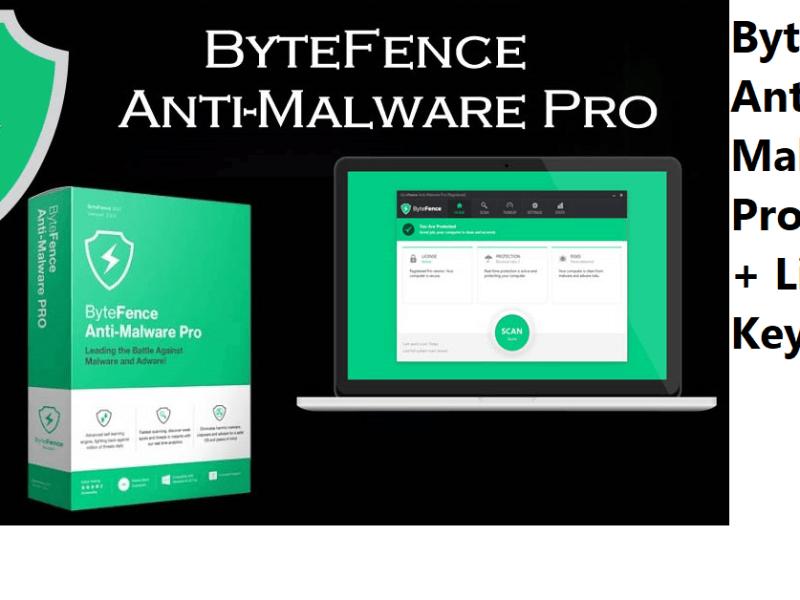 ByteFence Anti-Malware Pro Crack + License Key