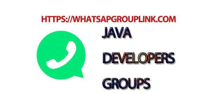 JAVA Whatsapp Group links 2021 Best
