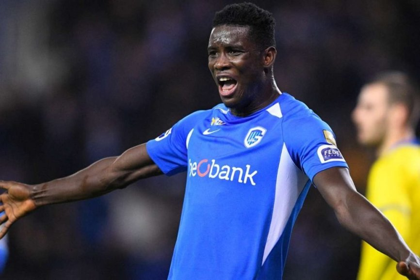 EPL: He'd Have Helped You Beat 10-Man Chelsea – Genk Offers Nigerian Striker To Liverpool