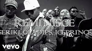 Reminisce ft. Seriki, OlaDips & Ice Prince – feego (Cypher Sessions Vol. 2)