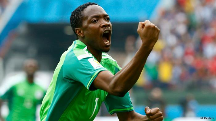 THIS IS LOVELY!!! Ahmed Musa Gives Super Eagles' Teammates N5M After Cape Verde Win