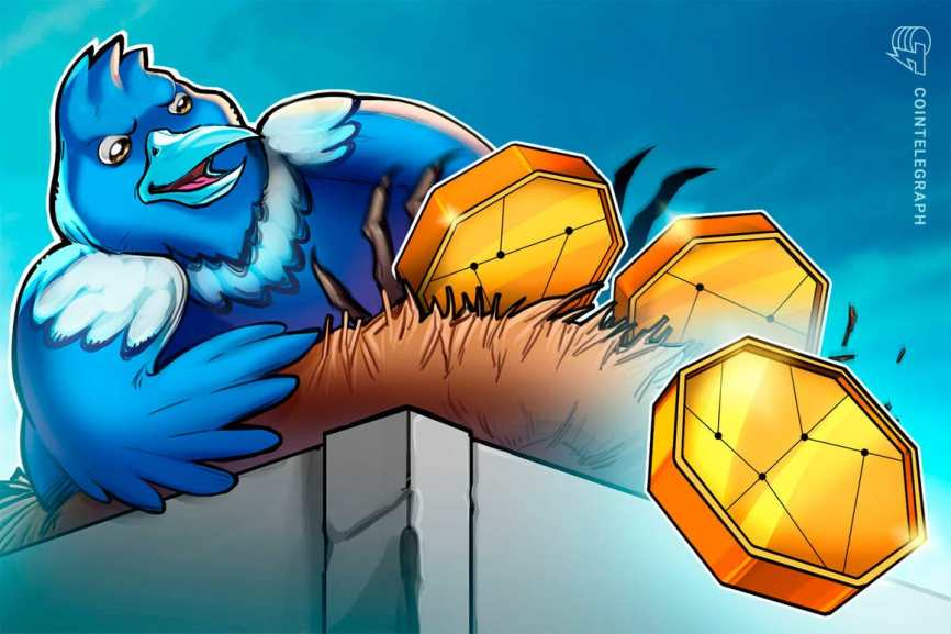 Twitter launches crypto tipping for all users