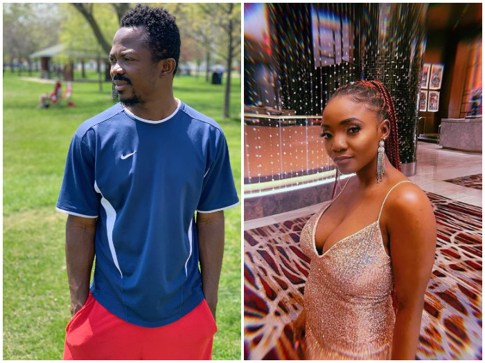 """""""You Bit The Finger That Fed You"""" – Mc Morris Accuses Simi Of Snubbing Him After Fame (See Photos)"""