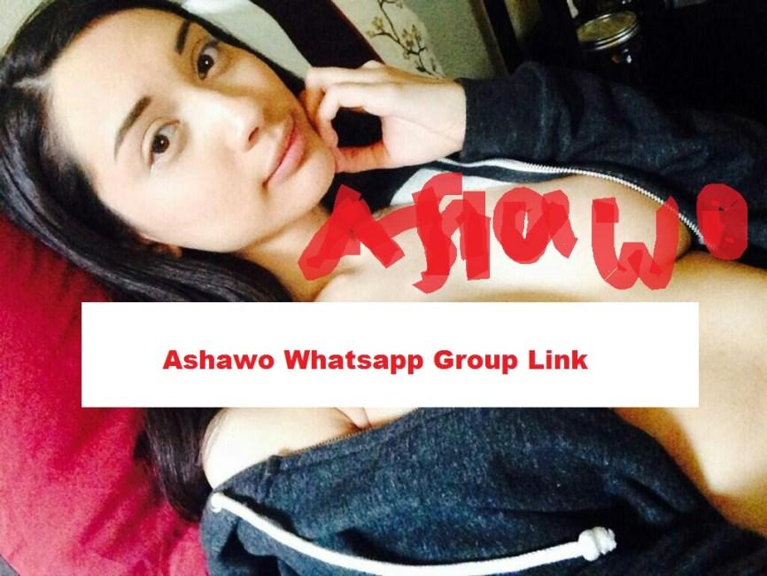 Latest Ashawo Whatsapp Group Link For Nigerian & Ghana
