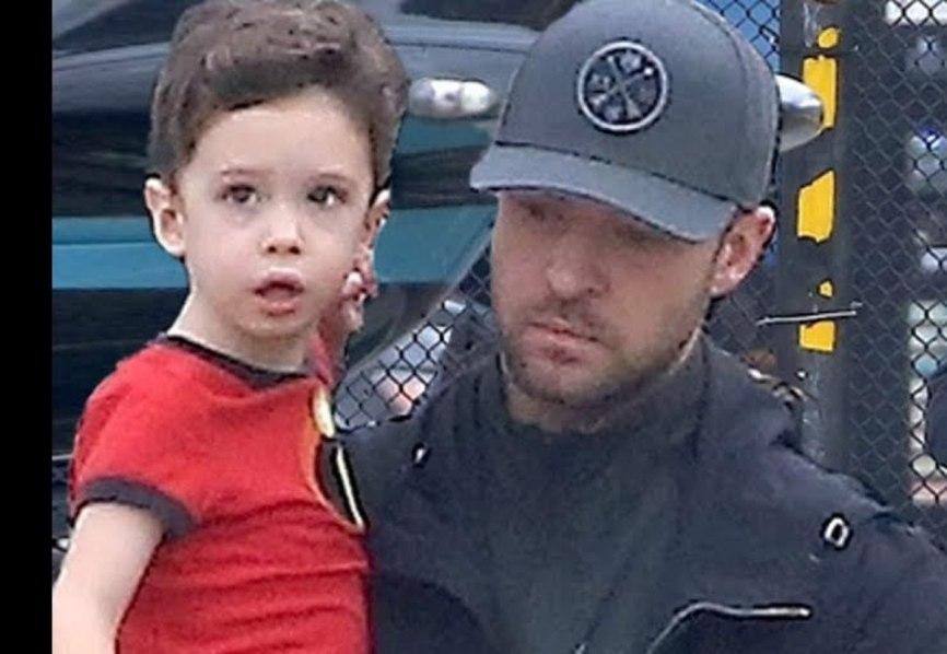 Silas Randall Timberlake (Justin Timberlake's son)- Age, Height, Siblings