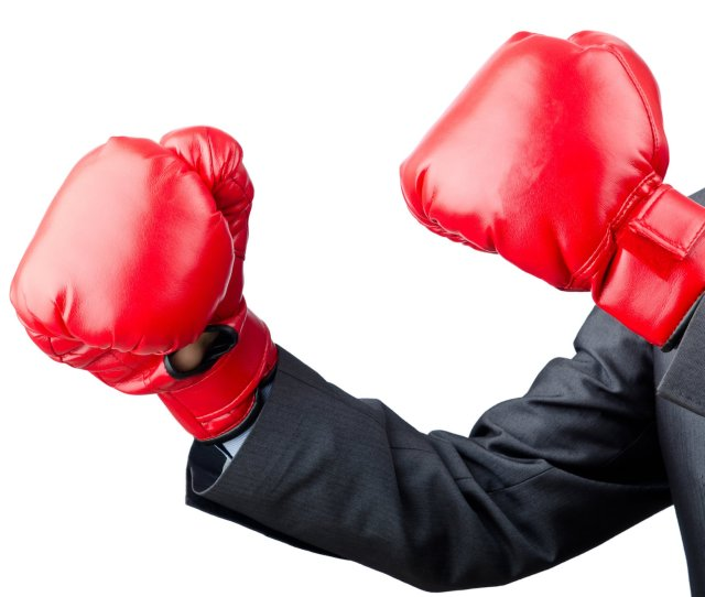 Boxing Gloves Fighting Chargebacks