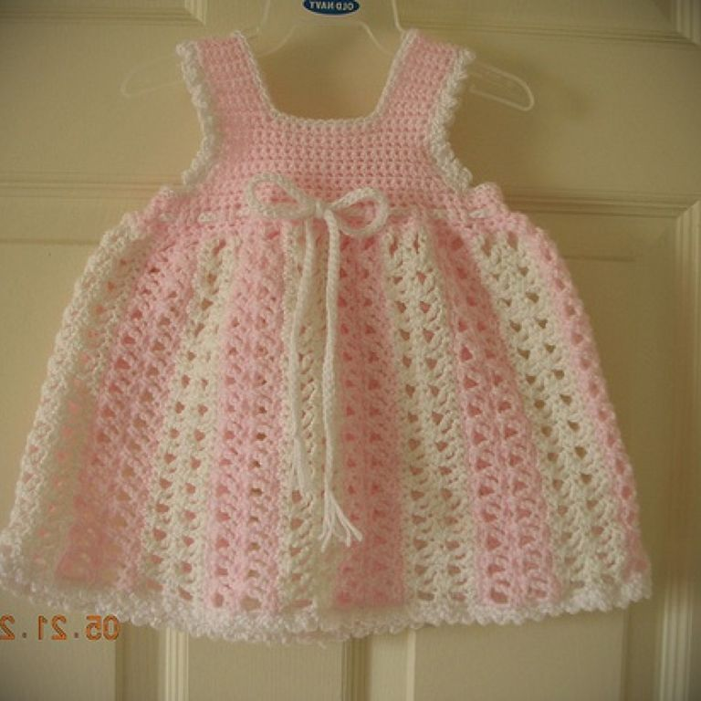 Girls Crochet Ruffle Skirt Tutorial