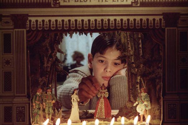 《芬妮與亞歷山大》-柏格曼一生追求的世界