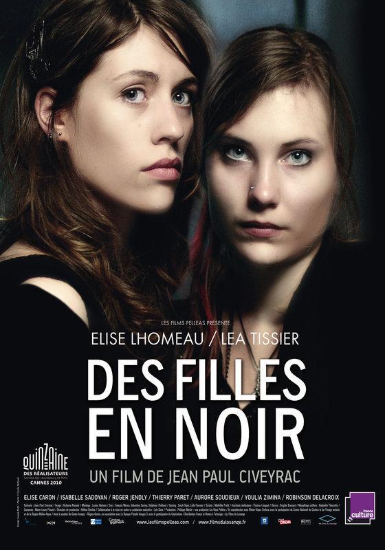 Des Filles en Noir Poster